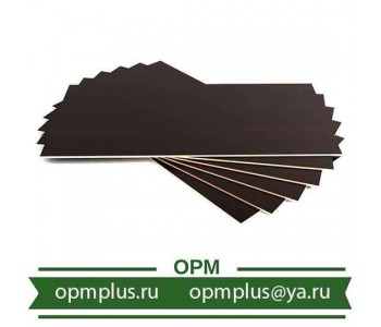 Фанера ламинированная (1220х2440) 18 мм (Китай)
